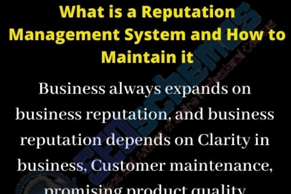 What is a Reputation Management System and How to Maintain it